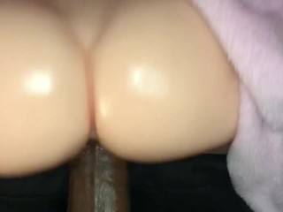 Napping Petite BBC Clapping Them Cheeks