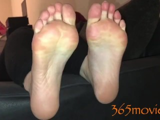 New Foot Fetish Video Soft Soles