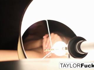 Taylor's hotel room masturbation